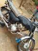 Moto avec papier à vendre