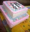 Gâteau et d'anniversaire