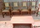 4 chaises à vendre