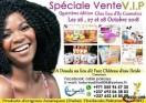 Vente de produits de beauté