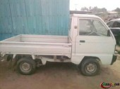 Camionnette essence