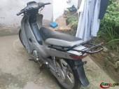 Moto de femme