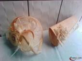 Accessoires de cérémonies en paille