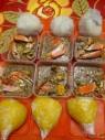 Yenofood okok gombo crabe