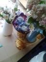 Pôt de fleurs de lux